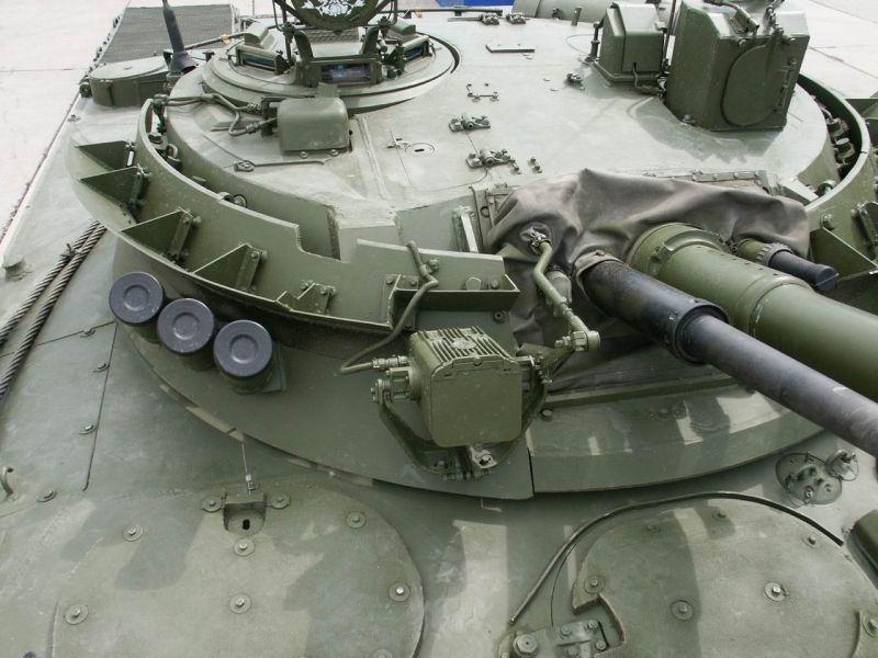 На БМП-3 установлена система